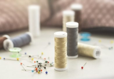 Broderie : les points de base