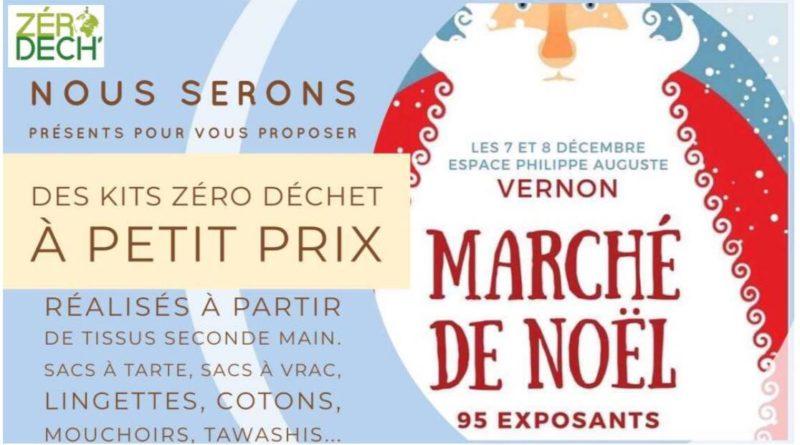 Marché de Noël de Vernon – 7 et 8 décembre 2019 !