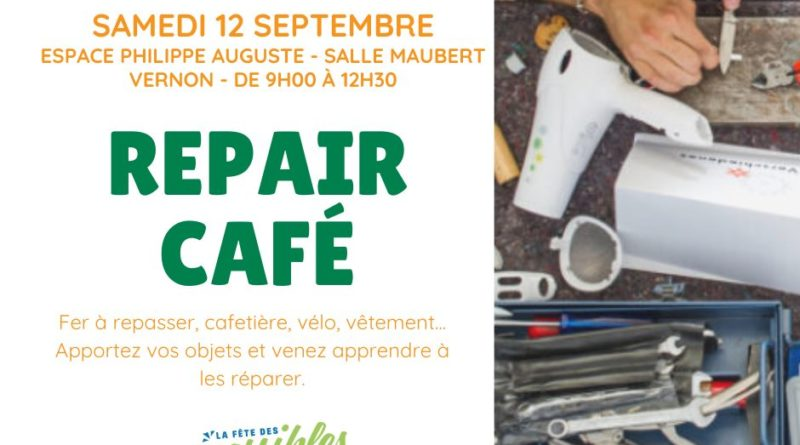 12/19/2020 – Raccommodage textile au Repair Café des possibles