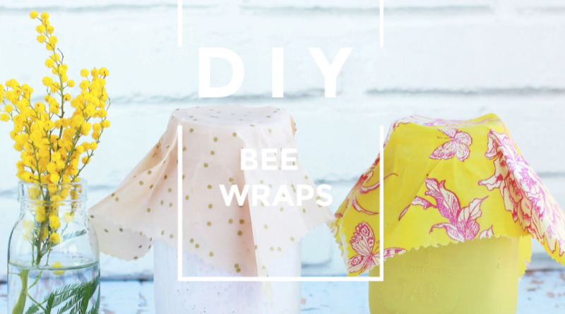12/09/2020 – Atelier DIY: fabriquer ses beewraps
